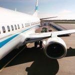 Boeing 737-400 Passenger